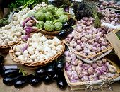 Vegetables For Mediterranean Cooking