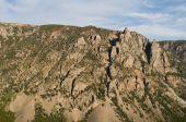 stock photo of beartooth  - Rocky Mountain peaks along Beartooth Highway south of Red Lodge Montana - JPG
