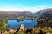 Grasmere Lake From Loughrigg Fell