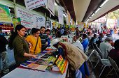 Visitors At Kolkata Book Fair - 2014.