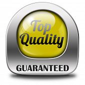 top quality icon best choice product guarantee label best comparison button with text and word conce