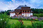 Barsana Monastery, Maramures