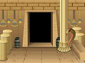 Egypt Style Background