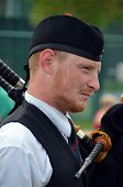 Soldier of the Black Watch Royal Highland Regiment