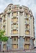 City Of Nice - Architecture Along Promenade Des Anglais