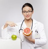 Doctor, nutrition and health care