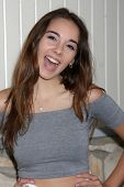 LOS ANGELES - AUG 2:  Haley Pullos at the