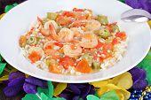 Shrimp Gumbo For Mardi Gras