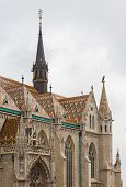 Mattias Church In Castle Hill Budapest