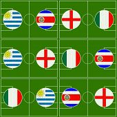 Brazil Cup Matches Group D