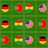 Brazil Cup Matches Group G
