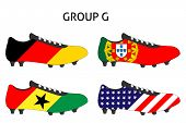 Brazil Cup Cleats Group G