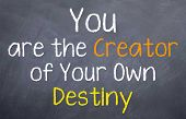 You are the Creator