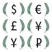 Currencies Laurels 1