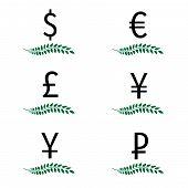 Currencies Laurels 3