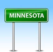 Minnesota Green Sign