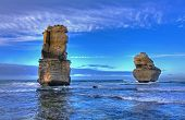 foto of apostolic  - gibson steps and the twelve apostoles along great ocean road