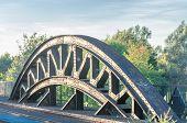 Riveted Bridge Arch