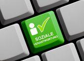 Computer Keyboard social responsibility
