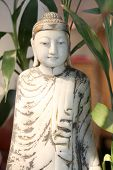Antique Of Buddha