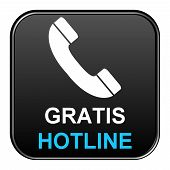 Black Button free hotline