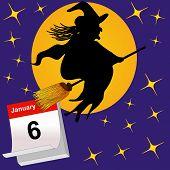 January 6, The Night Of The Epiphany