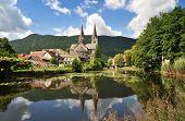 Kocevje town, Slovenia