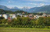 stock photo of velika  - Kamnik city - JPG