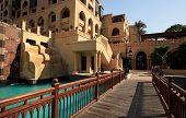 Apartments in Lake Burj Dubai.