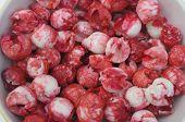 picture of tamarind  - manila tamarind fruit red pink sweet taste seed - JPG