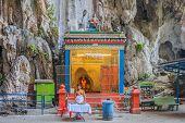 picture of altar  - Kuala Lumpur Malaysia  - JPG