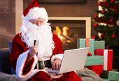 Papai Noel compra Online