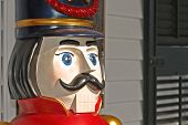 Vintage Wooden Toy Soldier 2 poster