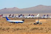 Retired Airliners