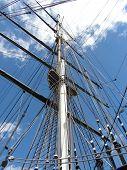 Mast Of Cutty Sark