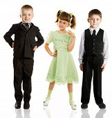 Fashionable Children