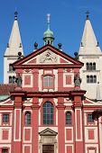 Basilica Of St. George Prague