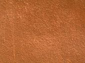 stock photo of stippling  - Concrete Wall Background from an old spanish rural house - JPG