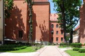 Collegium Maius In Cracow, Poland