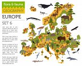 Geography Europe_6 poster