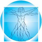 Vitruvian Man 3