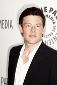 BEVERLY HILLS - MAR 16: Cory Monteith arrives at the 2011 PaleyFest honoring 'Glee' held at the Saban Theater in Beverly Hills on March 16, 2010.