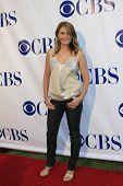 LOS ANGELES - 19.Juli: Maedchen Amick Ankunft bei der CBS Summer Press Tour Sternen Party 2007 bei der