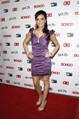 LOS ANGELES - 14 de Abr: Jessie Sulidis (Bachelor) en el OK revista 'Sexy Singles Party' en