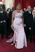 LOS ANGELES - MAR 7:  Queen Latifah arrives at the 82nd Annual Academy Awards, Oscars, on March 7, 2