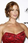 LOS ANGELES - JAN 22: Poppy Montgomery at the 2011 G'Day USA Australia Week LA Black Tie Gala at the