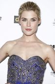 LOS ANGELES - JAN 22: Rachael Taylor at the 2011 G'Day USA Australia Week LA Black Tie Gala at the H