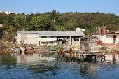 Fishing Village In Cuba