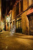 Barcelona mystik night