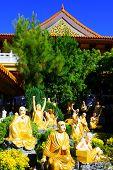 Buddhist Garden